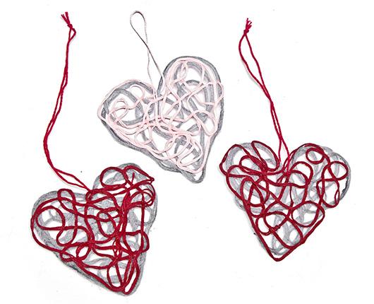 Valentinovi srčki<i></i>