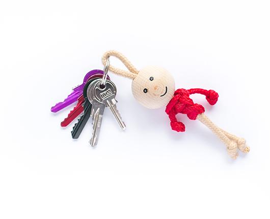 Možicelj, ki varuje ključe