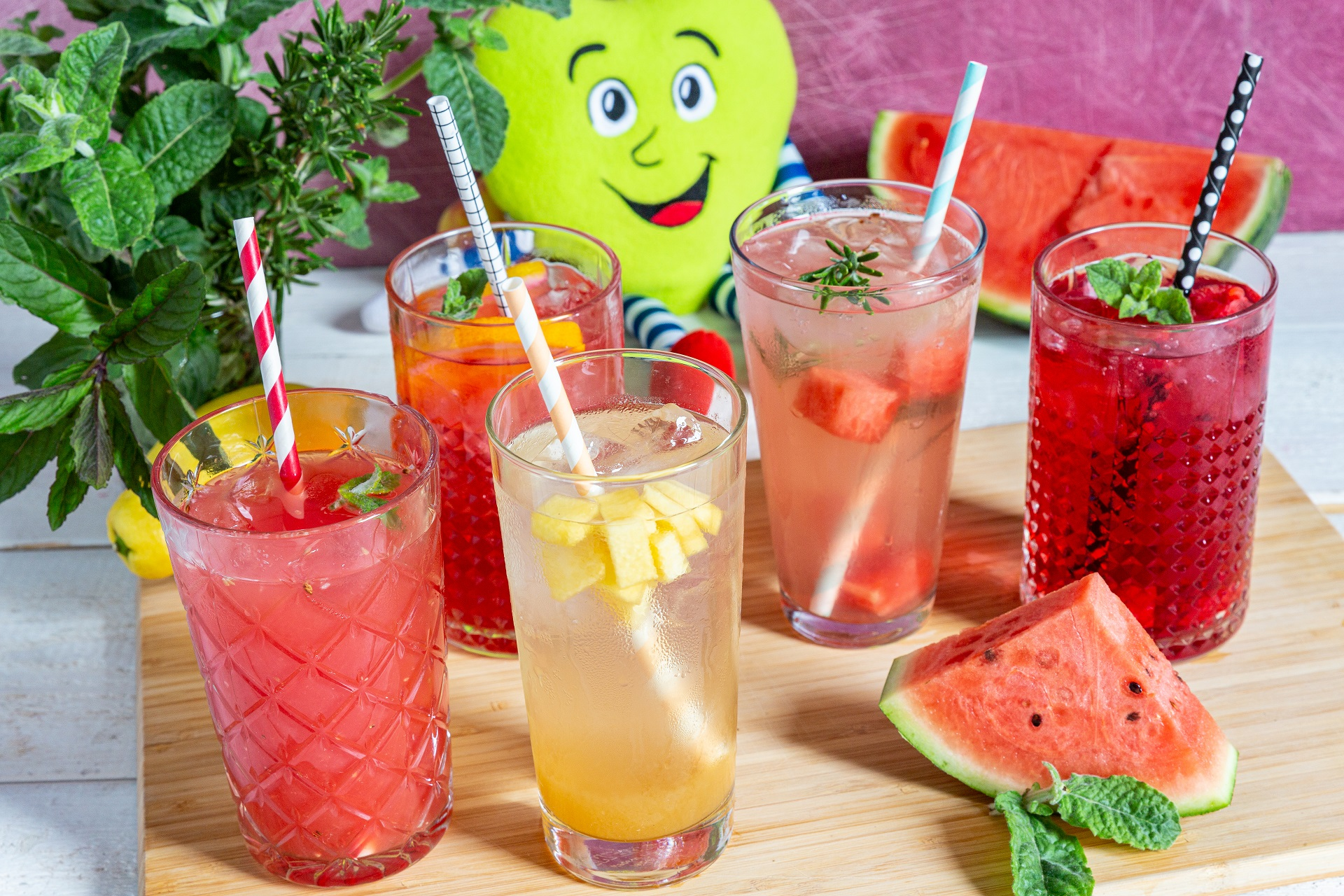 Poletne pijače